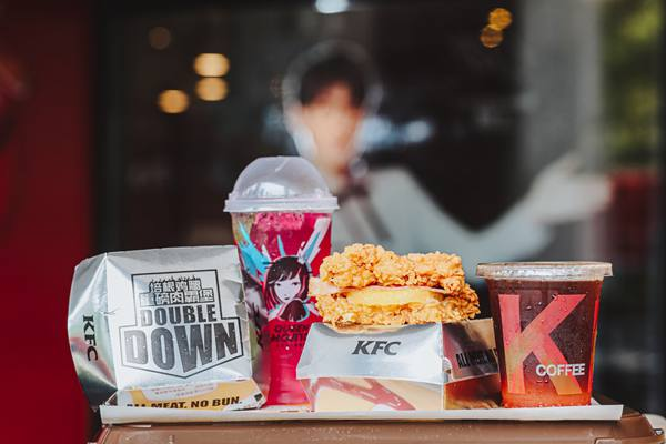 肉食能力者为爱发电 肯德基肉霸堡重磅登场