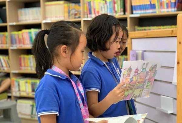 画绘本、做研究 这个小学的语言课堂很有腔调