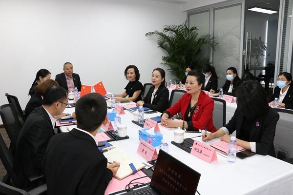 联洲国际携手深圳巾帼潮商商会签订战略合作协议