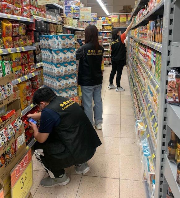 """澳门消委会持续调查超市物价  """"物价情报站""""可货比三家"""